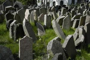 Jewish graveyard, Prague
