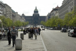 Wenceslas Square (Prague)
