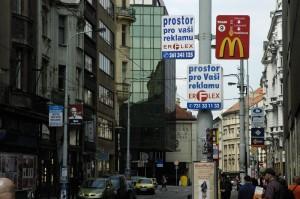 Street signs (Prague)