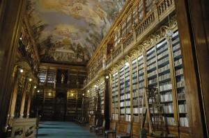 Strahov Monastery Library (Prague)