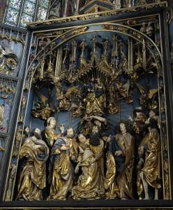 Viet Stoss altar, St. Mary\'s Basilica (Krakow)