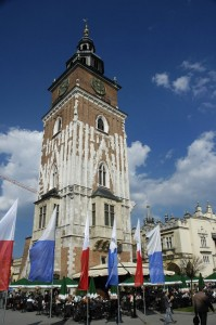 Town Hall tower (Krakow)