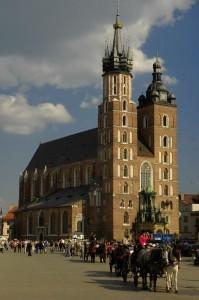 St. Mary\'s Basilica (Krakow)