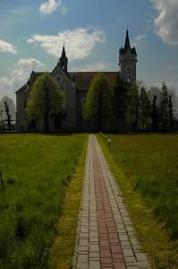 Church (Ispina)