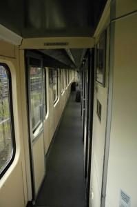 PKP car corridor