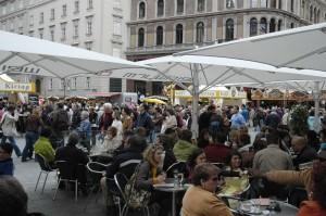 St. Stefan\'s Platz (Vienna)