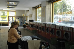Laundry in Vienna