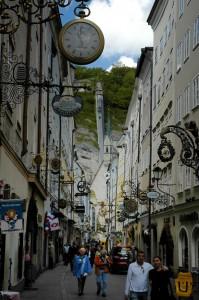 Getreidegasse (Salzburg)