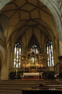 Nonnberg altar (Salzburg)