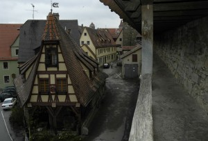 Old Forge in Rothenburg