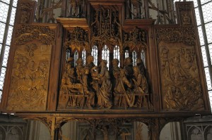 Tilman Riemanschneider altar (Rothenburg)