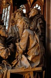 Tilman Riemenschnieder altar detail