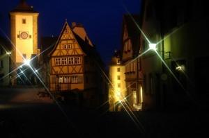 Ploenlein bei Nacht