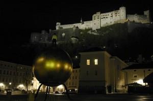 Hohensalzburg by night (Salzburg)