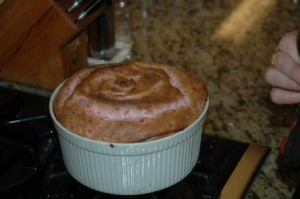 Strawbery Souffle